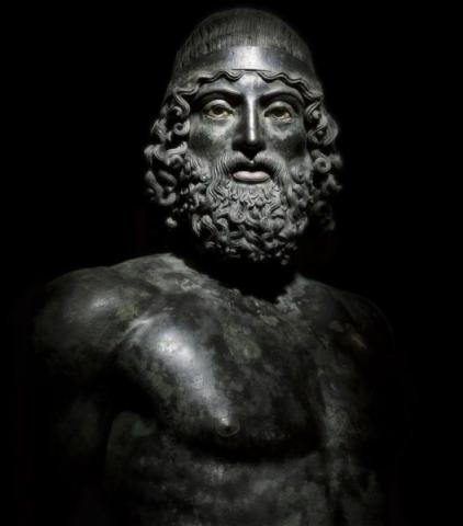 Fall Lecture: The Enigma of the Riace Bronzes: A New