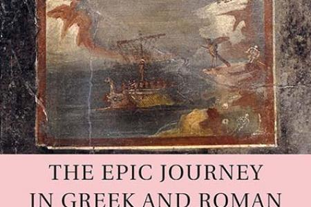 Dr. Thomas Biigs book cover The Epic Journey in Greek and Roman Literature