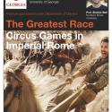 Poster of Horses Circus Games in Imperial Rome